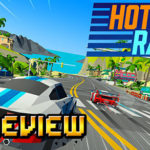 hotshot racing pc review a competent racing game that could have been so much better