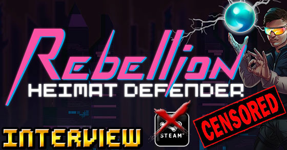 interview with kvltgames heimat defender rebellion steam censorship and thoughts on censorship and cancel culture in general