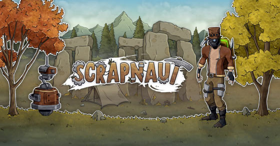 the full version of the steampunk-themed base-building survival-game-scrapnaut-is-coming to pc on september 15th 2021